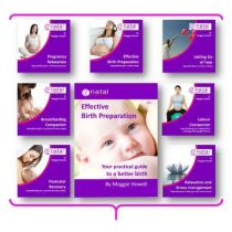Natal Hypnotherapy Premium Package MP3's on USB Stick - Hospital/Birth Centre